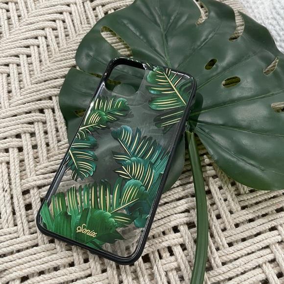 Sonix Palm Tree/Leaf iPhone 10/11 Case